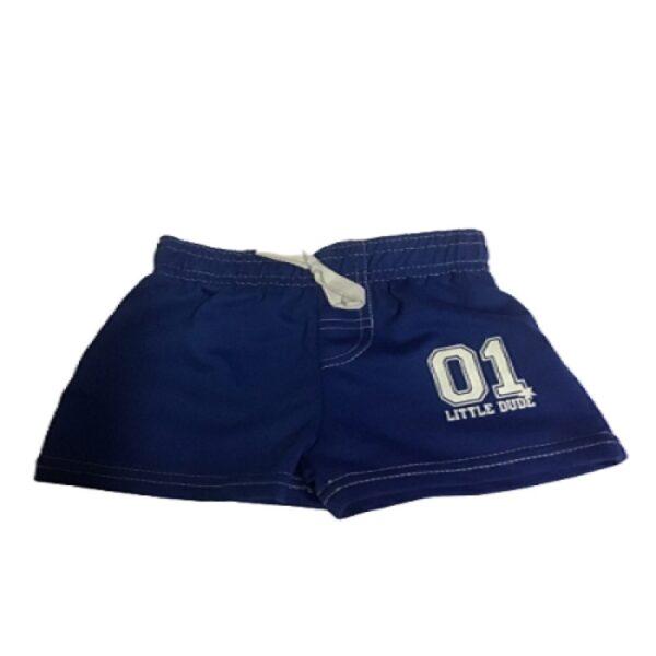 baby boy shorts with logo
