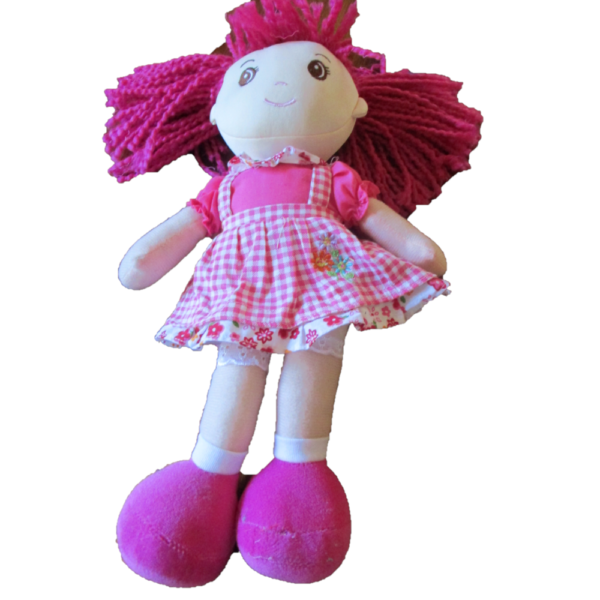Large soft doll