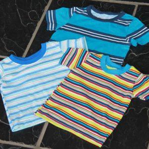 Striped Boys T-shirts
