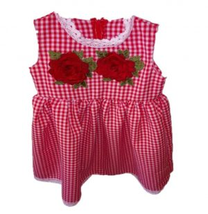 red checked dress2 resized