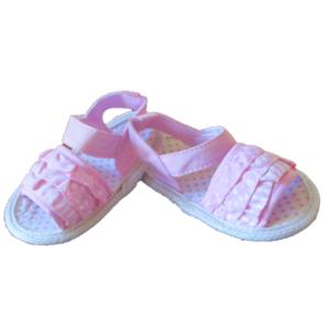 Baby Girls Pink Sandals