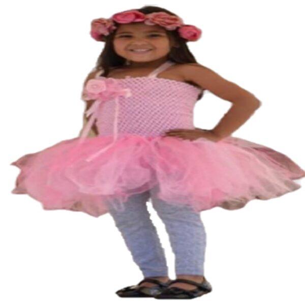 Tutu Dress Pink Short